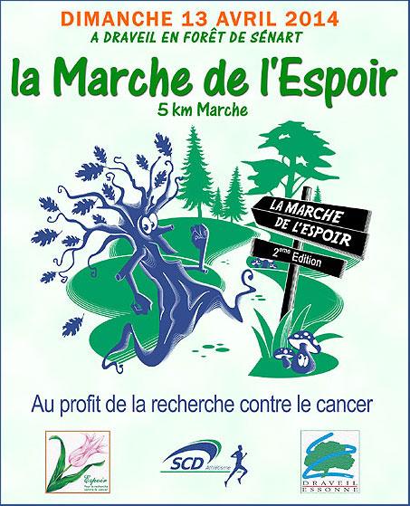 La Marche de l'Espoir 2014
